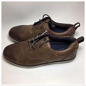 New Dr. Scholl's Declan/Brown Gel Cushion Shoes 8